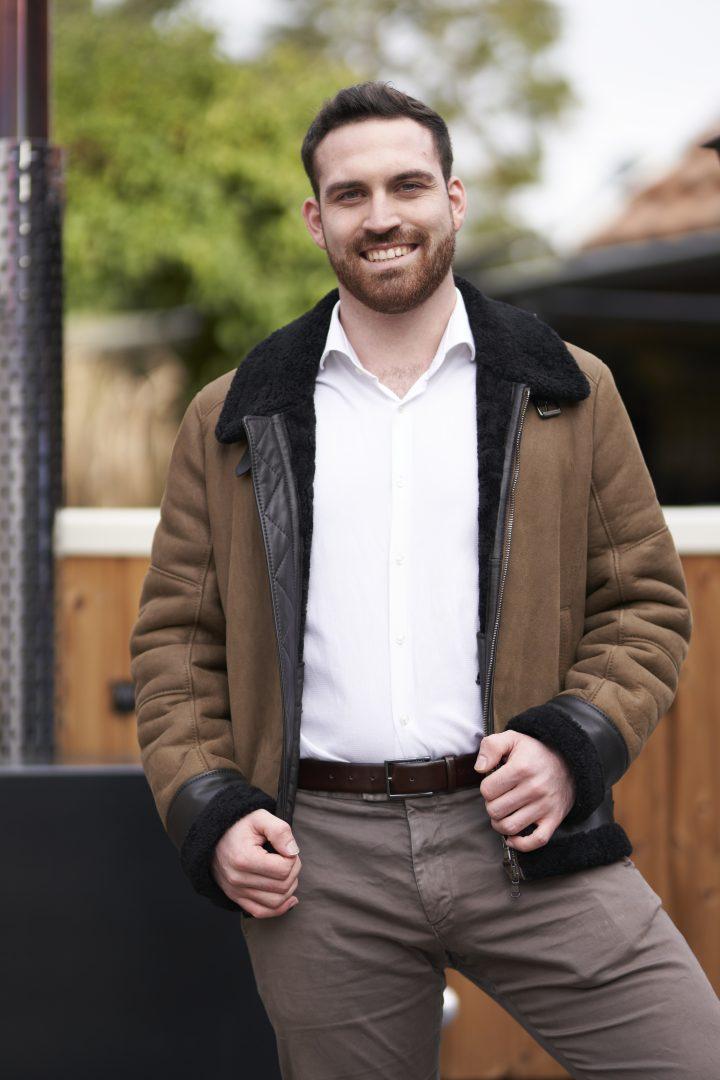 Florian Detmer, Co-Founder Baderzuber-Shop