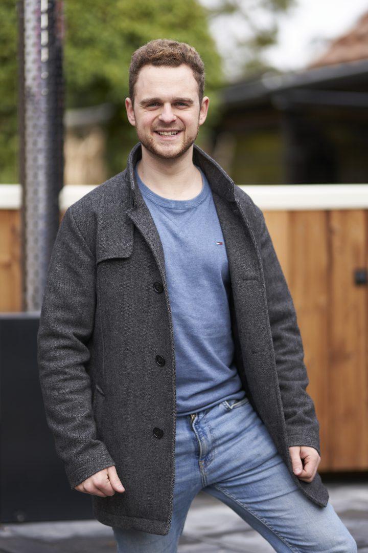 Patrick Pawellek, Co-Founder Baderzuber-Shop