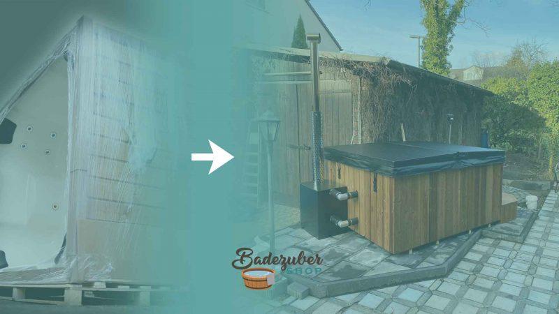 Wie Sie Ihren Badezuber oder Ihr Badefass in den Garten transportieren können, was dabei zu beachten ist und welche Hilfsmittel benötigt werden erfahren Sie in diesem Blogbeitrag.
